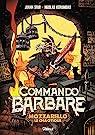 Commando Barbare, le roman illustré par Sfar