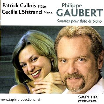 Philippe Gaubert: Sonates Pour Flûte Et Piano