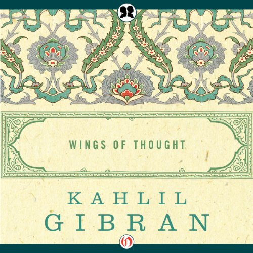 Wings of Thought audiobook cover art