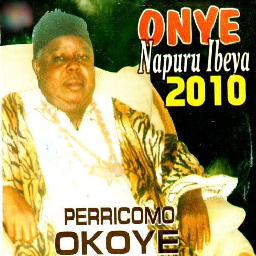 Perricomo Okoye