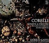 Corelli: Violinsonaten op.5 Nr. 1-12
