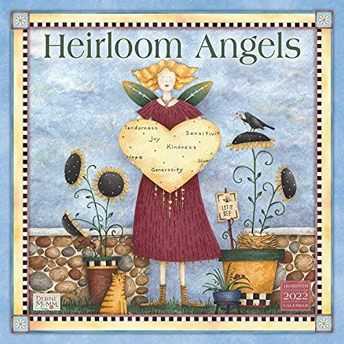 Sellers Publishing Heirloom Angels 2022 Wall...