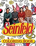Seinfeld Coloring Book: Develop Anyone's Coloring Talent And Stimulate Their Imagination By The Outstanding Seinfeld Coloring Book For All Ages Relaxing