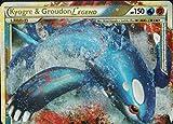 Pokemon - Kyogre & Groudon Legend (Top) (87/90) - HS Undaunted