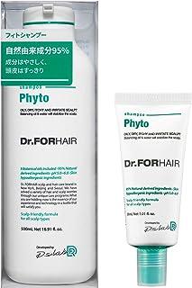 シャンプー ドクターフォー ヘア 【 韓国 人気 コスメ ヒョンビン フィト シリーズ 】「 Dr. For Hair Phyto 」「 男性 女性 メンズ レディース 500ml 」