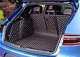 Worth-Mats Trunk Mat Cargo Tray Custom for Porsche Macan - All Weather & Season, 3D Laser ...