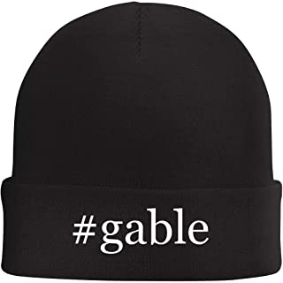 Tracy Gifts #Gable - Hashtag Beanie Skull Cap with Fleece Liner