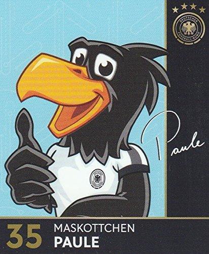 Rewe DFB Sammelkarten WM 2018 Nr.35 Paule Normal