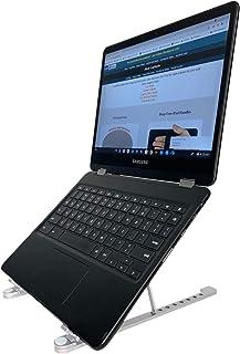 LapWorks Silver Talon Laptop Desk Stand
