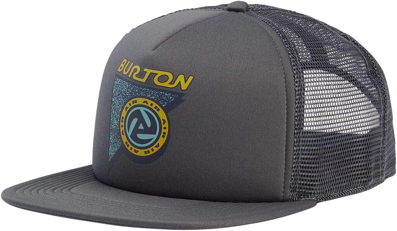 Burton I-80 Snapback Mens Trucker Hat (Dark Slate)