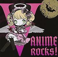 V-ANIME ROCKS! by V.A. (2012-08-01)