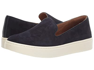 Sofft Somers Slip-On (Navy Suede) Women