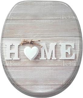 Asiento de inodoro, gran selección de atractivos asientos de inodoro con calidad superior y duradera de madera (Home)
