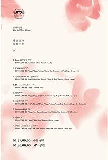 BTS 3rd Album [In The Mood For Love ] PT.1 CD (Random Color) + Photobook + Photocard K-POP BANGTAN