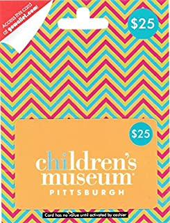 children's museum pittsburgh gift card