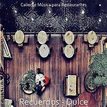 Recuerdos - Dulce