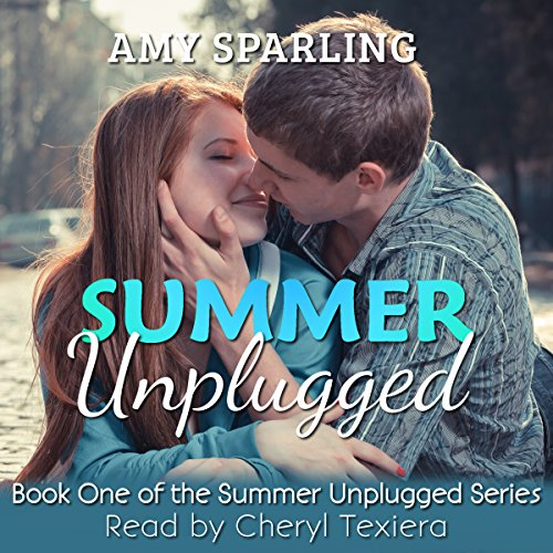 Summer Unplugged audiobook cover art