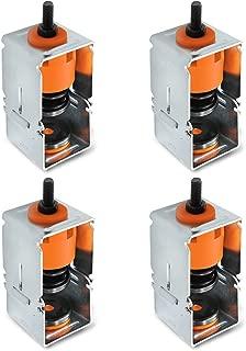 equipment vibration isolators