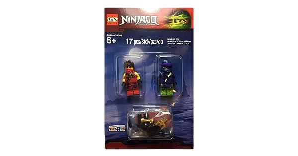LEGO Ninjago Kai /& Morro Exclusive Set #5003085