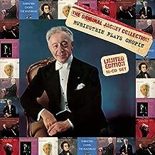 Arthur Rubinstein: The Original Jacket Collection Rubinstein Plays Chopin by Arthur Rubinstein