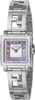[フェンディ]FENDI 腕時計 QUADOROMINI ピンクパール文字盤 F605027500 レディース 【並行輸入品】