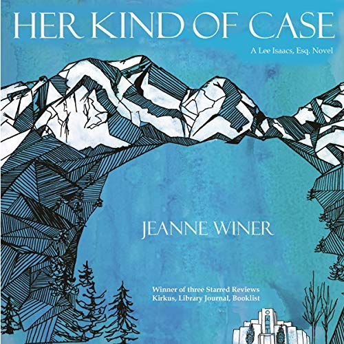 Her Kind of Case audiobook cover art