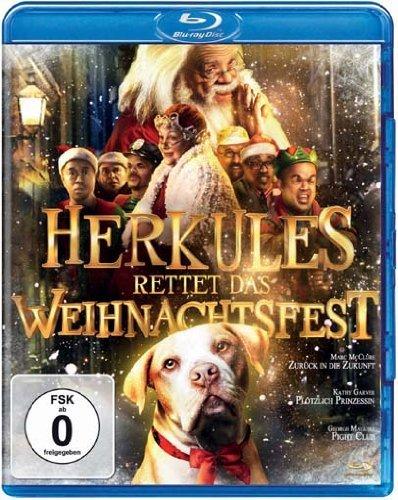 Herkules rettet das Weihnachtsfest / Hercules Saves Christmas ( Santa's Dog ) (Blu-Ray)