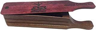Nationwide Scents Walnut Deluxe Turkey Box Call | Turkey Calls for Beginners and Pro