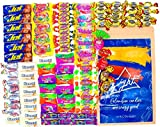 Bulk Assorted All Kind Bag Of 90 Candies- Chocolates - Gummies - Coffee Candies - Hard candies And Lollipops - Colombian Candies - By Eight- 14