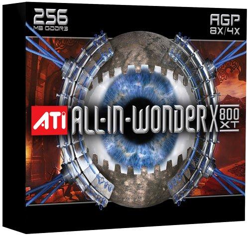ATI All-In-Wonder X800 XT Video Card