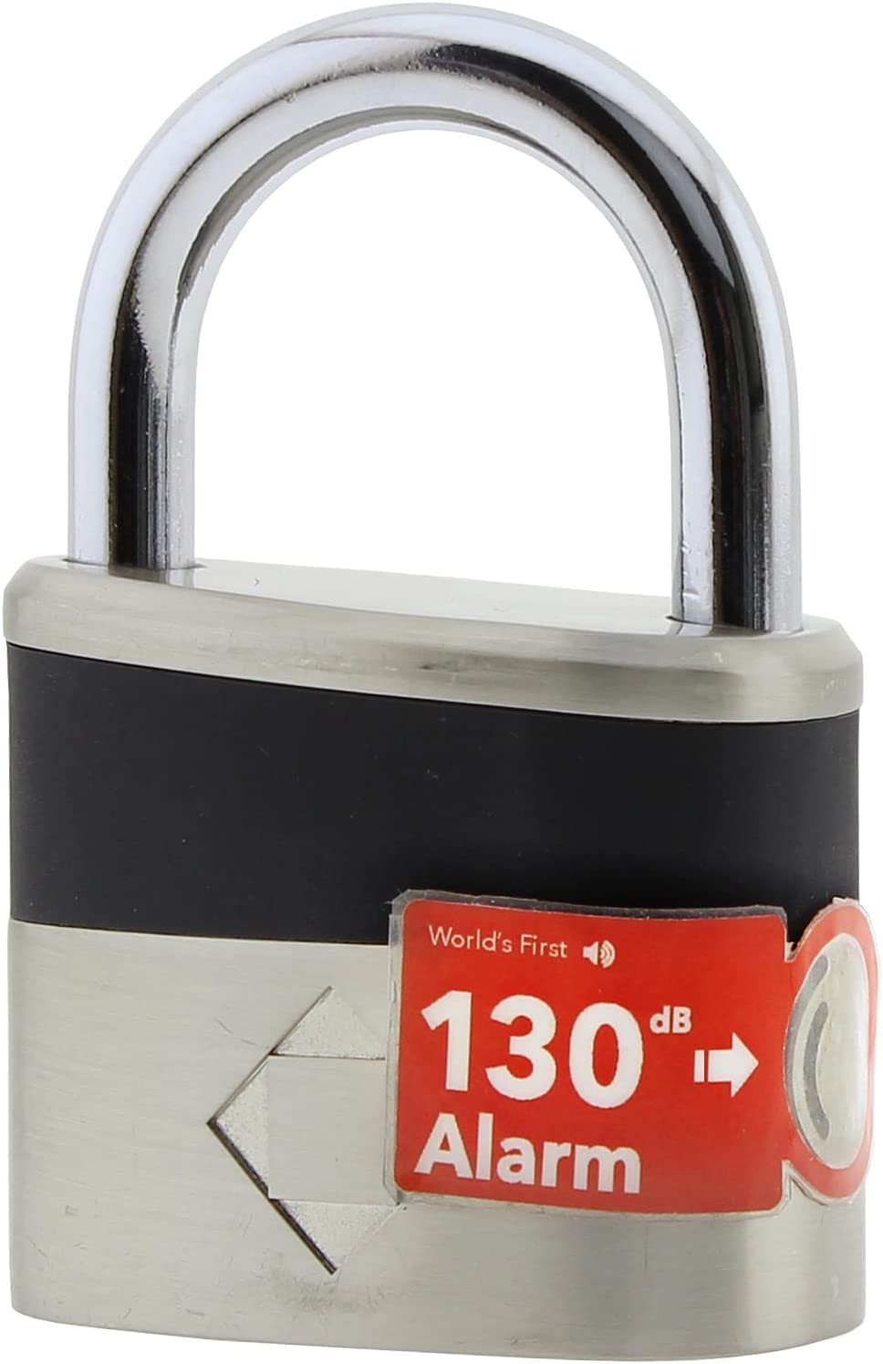 Crystal Vision Max 42% OFF Nashville-Davidson Mall Anti-Theft Loud 130db Alarm Lock Weather He Proof