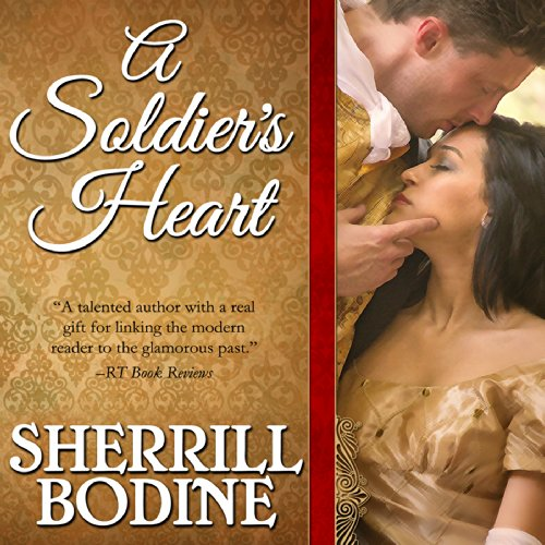 A Soldier's Heart audiobook cover art