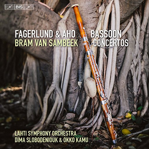 Fagerlund/Aho: Bassoon Concert