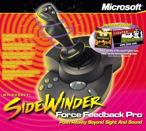 Microsoft Sidewinder Force Feedback Pro