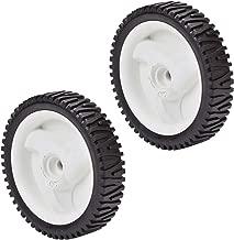 Oregon 72-033 8 x 1.75 Semi Pneumatic Drive Wheel (2 Pack)
