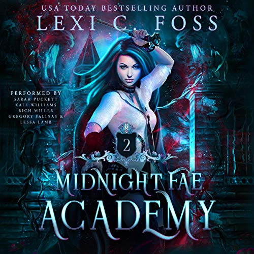 Midnight Fae Academy Audiobook By Lexi C. Foss cover art