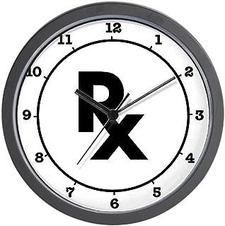 vintage pharmacy clock
