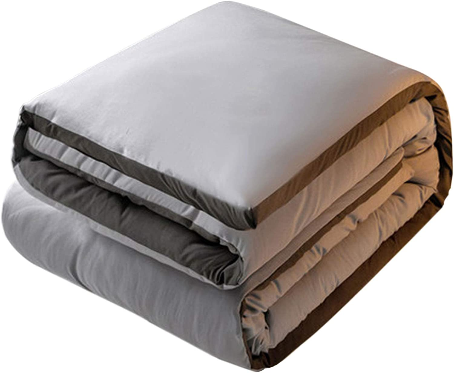 middle Long-Staple Cotton Quilt Free Shipping Cheap Bargain Classic Gift Thickened Duvet 3
