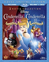 Cinderella II - Dreams Come True & Cinderella III - A Twist In Time