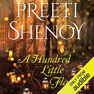 A Hundred Little Flames                   Written by:                                                                                                                                 Preeti Shenoy                               Narrated by:                                                                                                                                 Aswin Varrier                      Length: 11 hrs and 14 mins     11 ratings     Overall 4.5