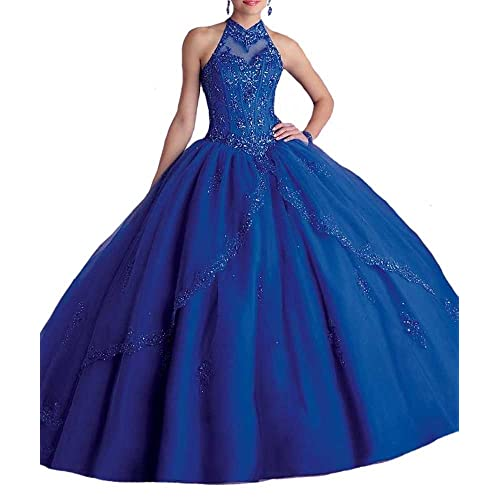 ee864a712bf Sunday Womens  Glitz Strapless Beading Vestidos 15 Ball Gown Sweet 16  Quinceanera Dress