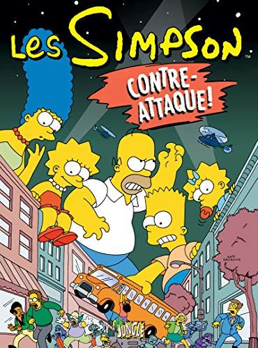 Les Simpson - tome 12 Contre-attaque ! (12)