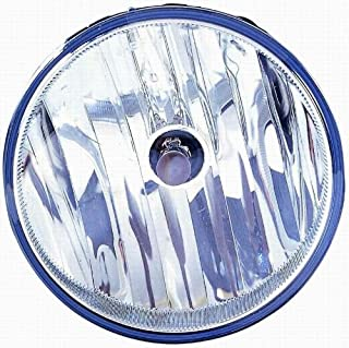 Depo 334-2010N-AS Dodge Driver//Passenger Side Replacement Fog Light Assembly