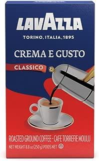 Lavazza Espresso Crema E Gusto Brick Coffee, 250g