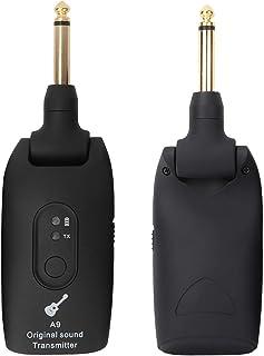 Kadimendium Transmisor inalámbrico para Instrumentos Musicales, portátil, inalámbrico, Duradero para Uso Profesional