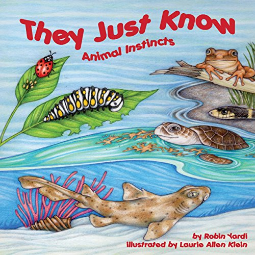 They Just Know: Animal Instincts copertina