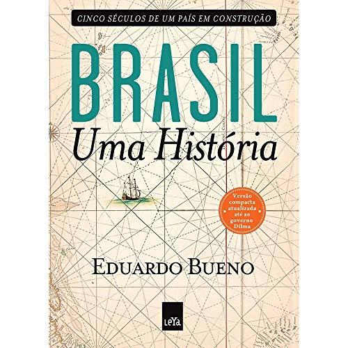 Brasil: uma história - versão compacta - Edição Slim