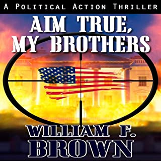 Aim True, My Brothers audiobook cover art