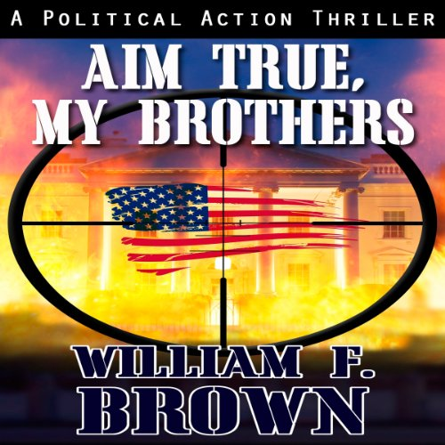 Aim True, My Brothers audiobook cover art