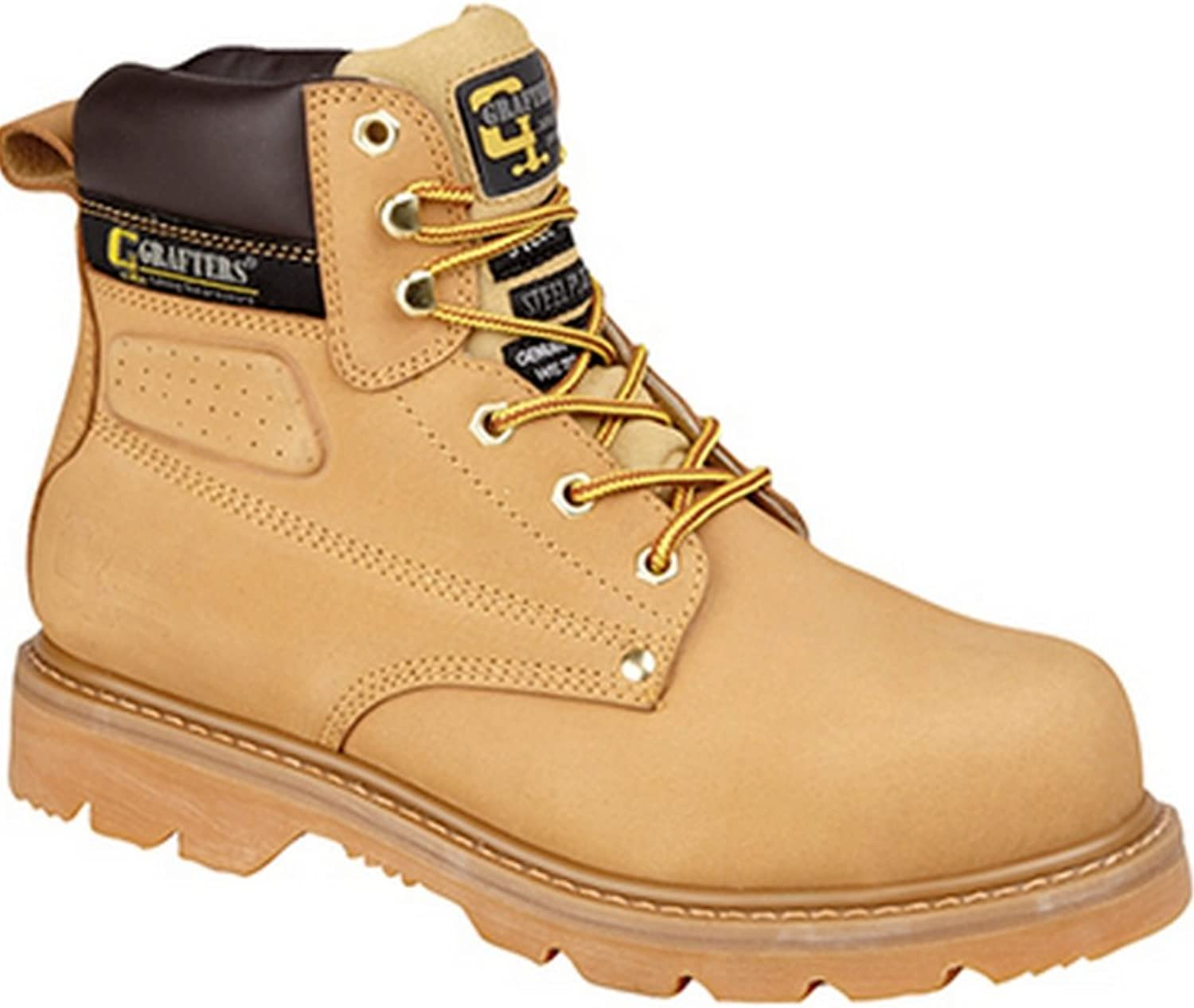 Grafters Gladiator Safety Boot Size 07
